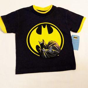 55a6b9aa TM & DC Comics. TM&DC Comics Batman t-shirt toddler boys ...